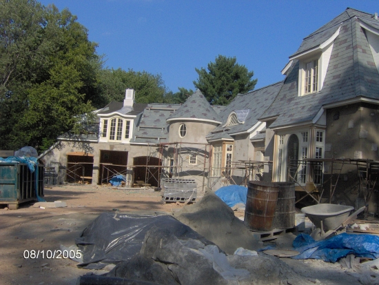 AZ Best Roofing self-sustainable slate roofing franklin lakes NJ
