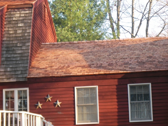 AZ Best Roofing self-sustainable cedar  shakes roofing Waccabuck NY
